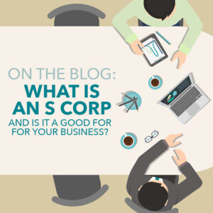 What Is An S Corps?
